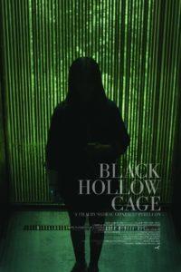 """Poster de la película """"Black Hollow Cage"""""""