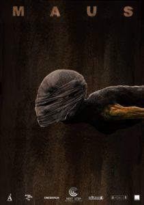 "Poster de la película ""Maus"""