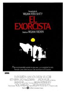 """Poster de la película """"El exorcista"""""""