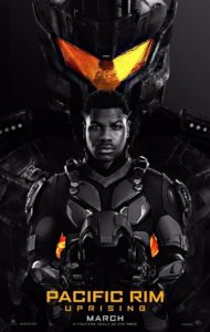"Poster de la película ""Pacific Rim: Uprising"""