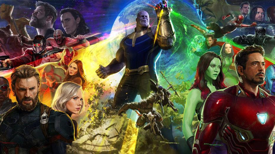 Trailer Final de Vengadores: Infinity War