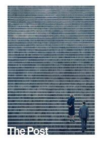 """Poster de la película """"The Post"""""""