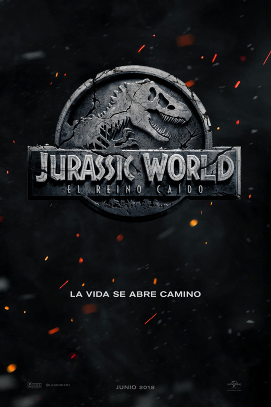 Featurette tras las cámaras de Jurassic World: Fallen Kingdom. Y mañana el trailer!