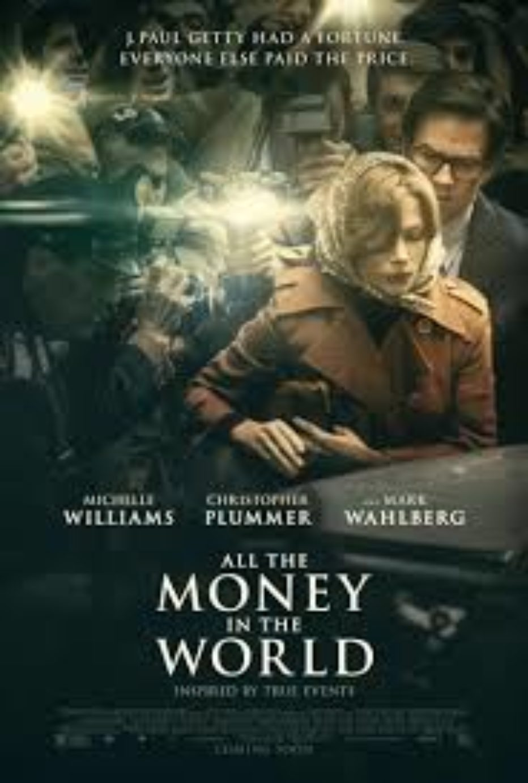 Todo el dinero del mundo: familia y avaricia