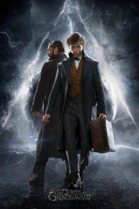 """Poster de la película """"Animales fantásticos: Los crímenes de Grindelwald"""""""