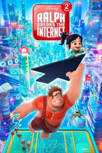 "Poster de la película ""Ralph rompe Internet"""