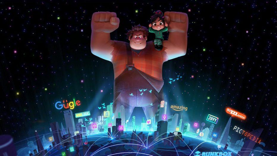 Nuevo trailer de Ralph Rompe Internet