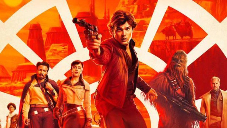 Nuevo Trailer de Han Solo: una historia de Star wars