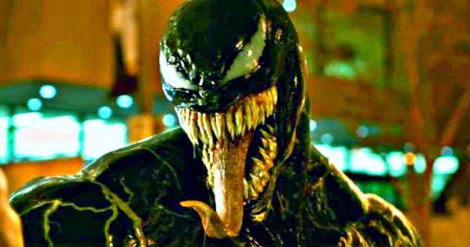 Nuevo trailer de Venom con Tom Hardy