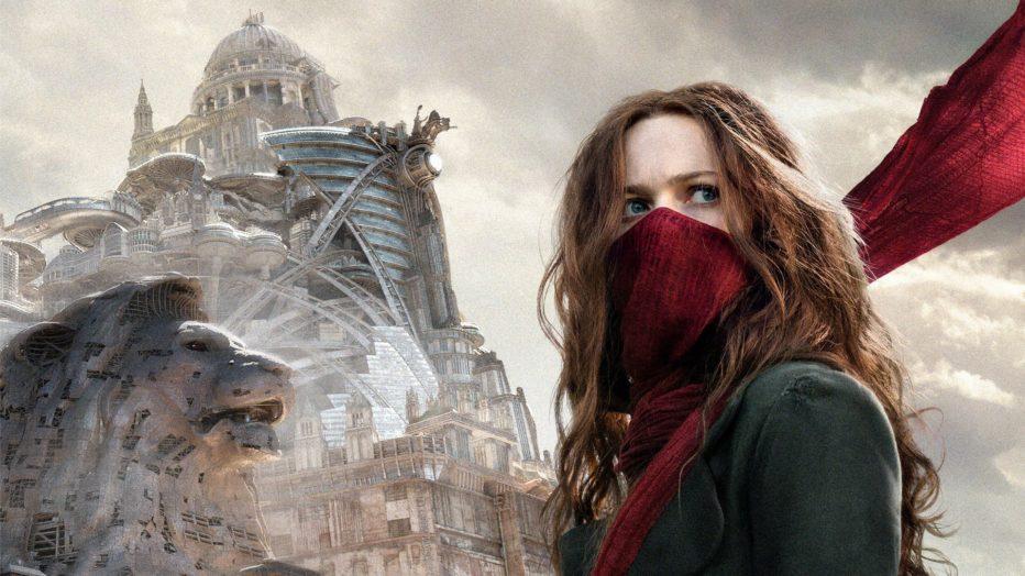 Trailer Mundial en español de Mortal Engines