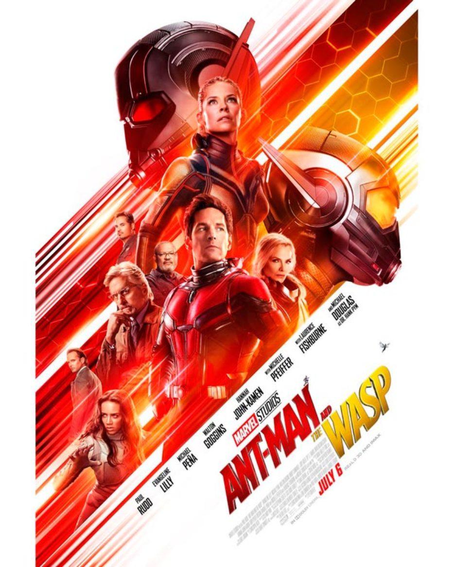Ant-Man y la Avispa: la otra cara de Marvel