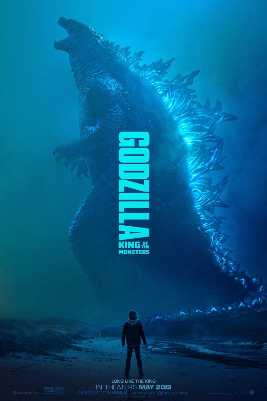 Godzilla: King of the Monsters – Trailer oficial 2 – Estreno 31 de Mayo