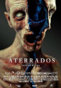 """Poster de la película """"Aterrados"""""""