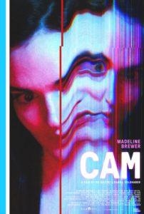 "Poster de la película ""CAM"""