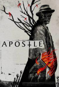 """Poster de la película """"Apostle"""""""