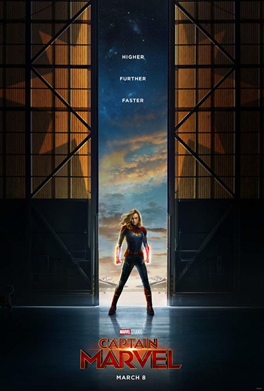 ¡Primer teaser trailer de Captain Marvel!
