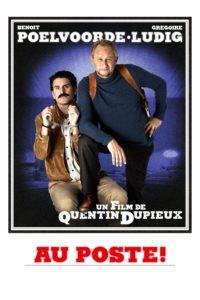 """Poster de la película """"Au Poste !"""""""