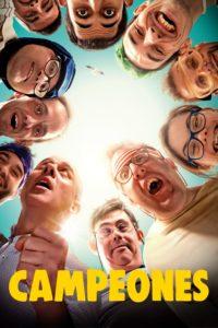 """Poster de la película """"Campeones"""""""