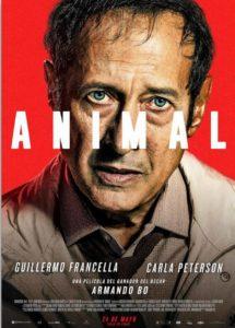 """Poster de la película """"Animal"""""""