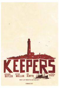 """Poster de la película """"Keepers"""""""