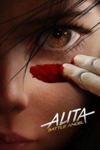 """Poster de la película """"Alita: Ángel de Combate"""""""