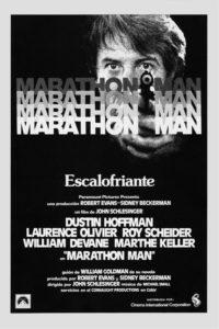"Poster de la película ""Marathon Man"""
