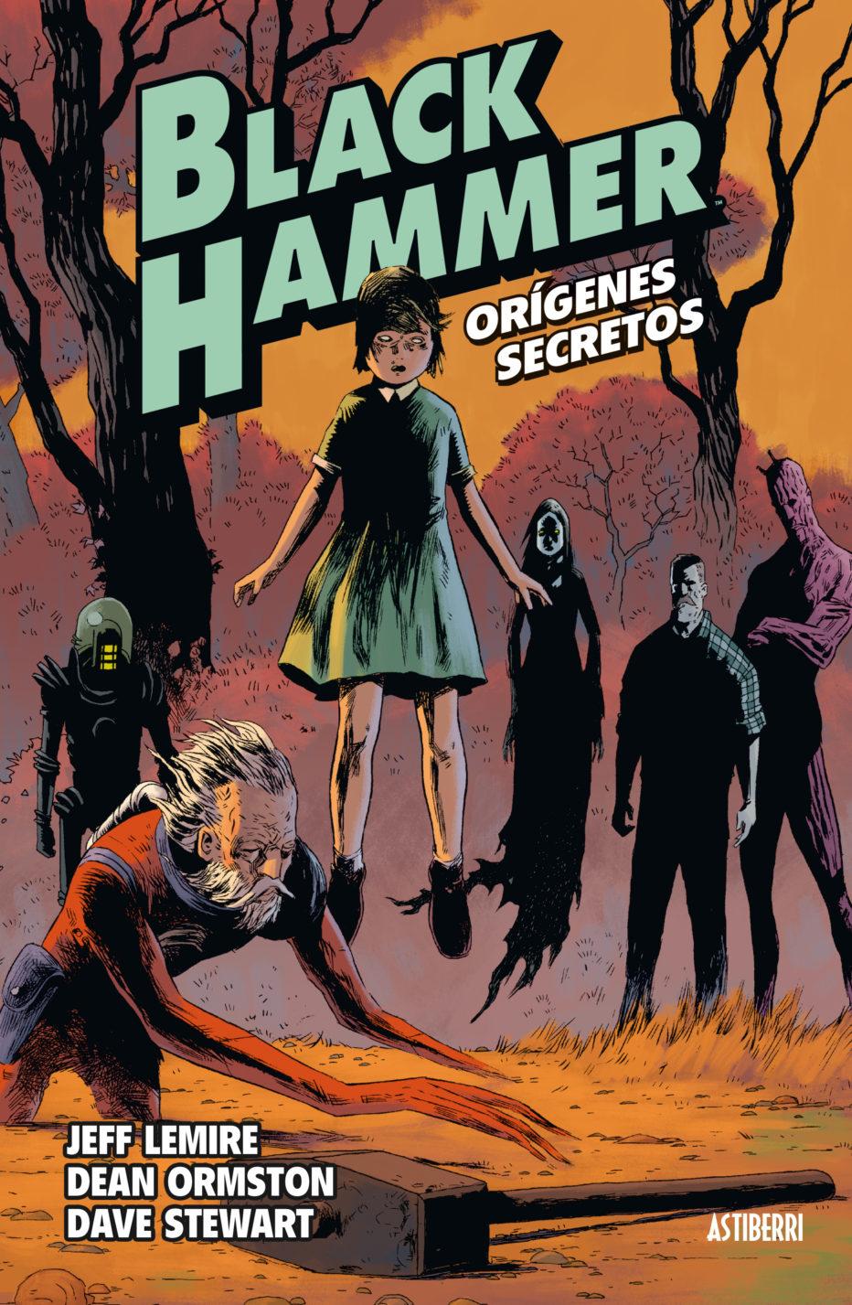 El cómic Black Hammer prepara el salto a TV y cine de la mano de Legendary (by /Film)