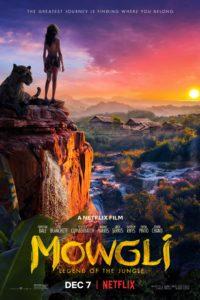 "Poster de la película ""Mowgli"""