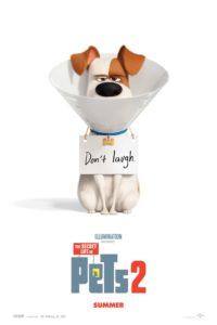 """Poster de la película """"The Secret Life of Pets 2"""""""
