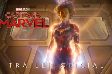 Capitana Marvel   2o Tráiler oficial en español   HD