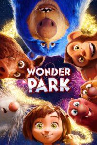 """Poster de la película """"El parque mágico"""""""