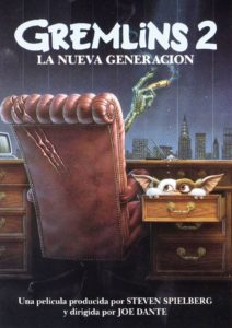 """Poster de la película """"Gremlins 2: La nueva generación"""""""