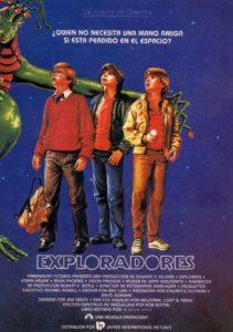 """Poster de la película """"Exploradores"""""""