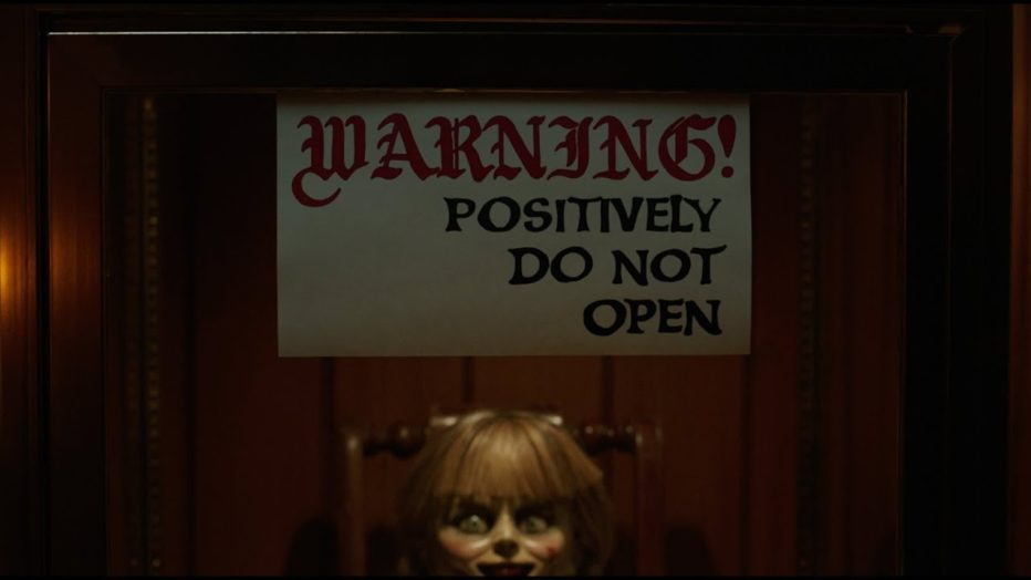 ANNABELLE COMES HOME – Trailer oficial