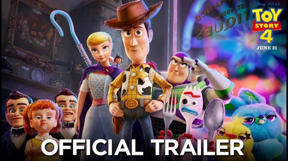 Nuevo trailer en español de Toy Story 4