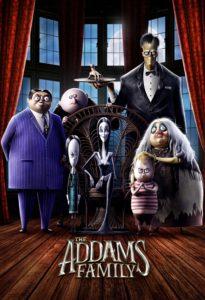 """Poster de la película """"The Addams Family"""""""