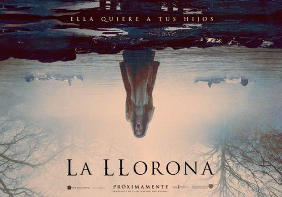 La Llorona, llorando de miedo