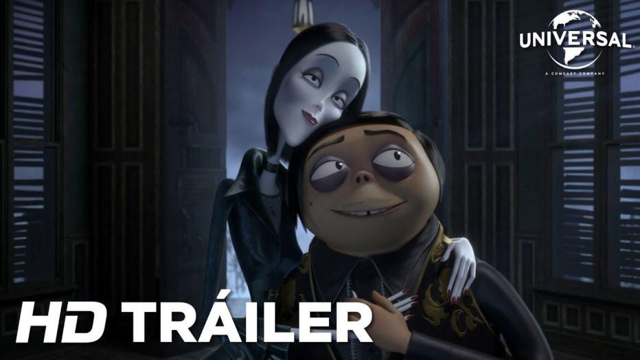 LA FAMILIA ADDAMS – Teaser Tráiler (Universal Pictures) – HD