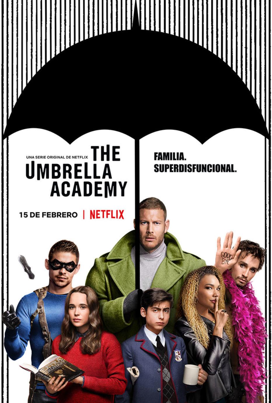 The Umbrella Academy – Season 1