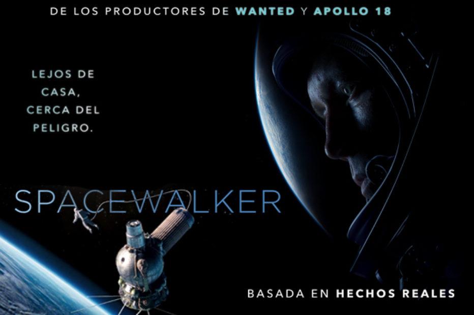 Spacewalker: ponte algo de abrigo que en el espacio refresca