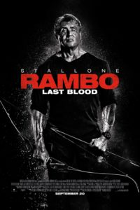 "Poster de la película ""Rambo: Last Blood"""