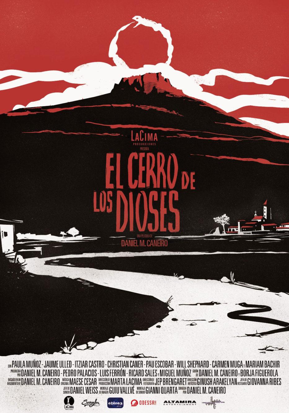 «El Cerro de los Dioses» – Trailer Oficial