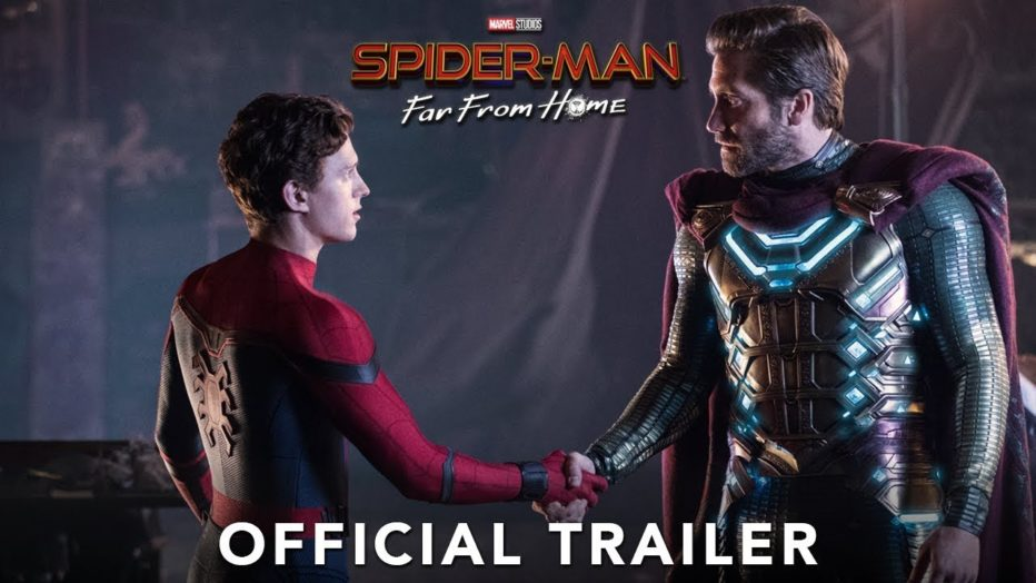 Spider-Man: Lejos de casa   Trailer