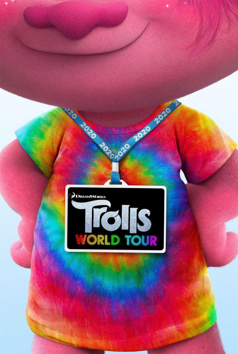 Trolls World Tour: primer trailer