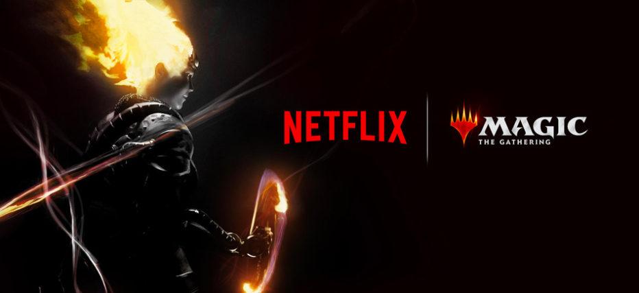 Netflix anuncia una serie de animación de 'Magic: The Gathering' con los hermanos Russo en cabeza