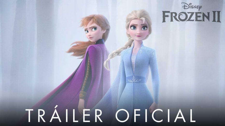 Frozen 2 de Disney   Tráiler Oficial en español