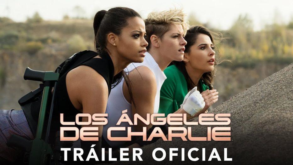 LOS ÁNGELES DE CHARLIE. Tráiler Oficial HD en español
