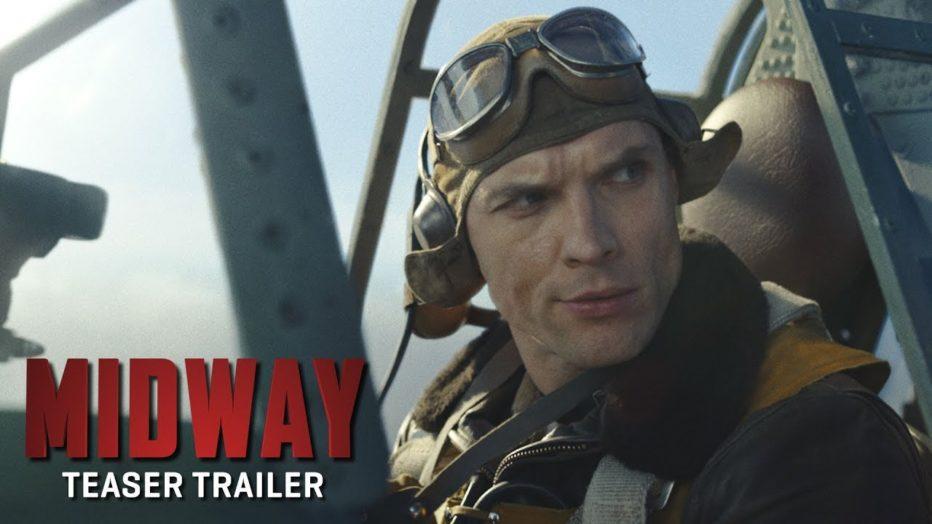 Teaser trailer de Midway, la nueva película de Roland Emmerich