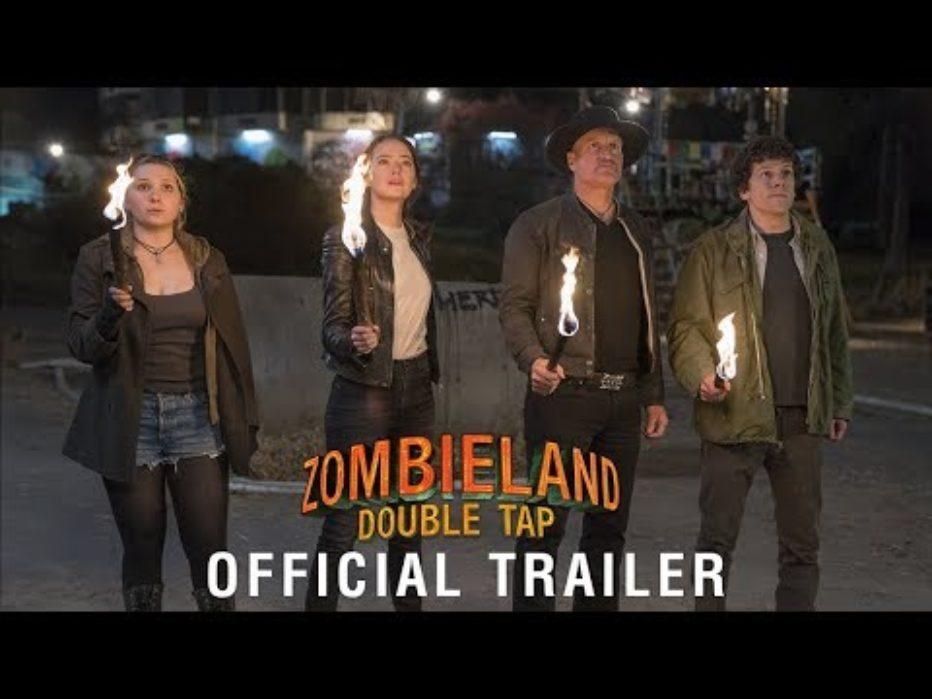 ZOMBIELAND: DOUBLE TAP – Trailer oficial