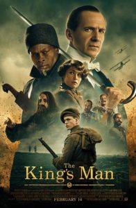 """Poster de la película """"The King's Man: La primera misión"""""""